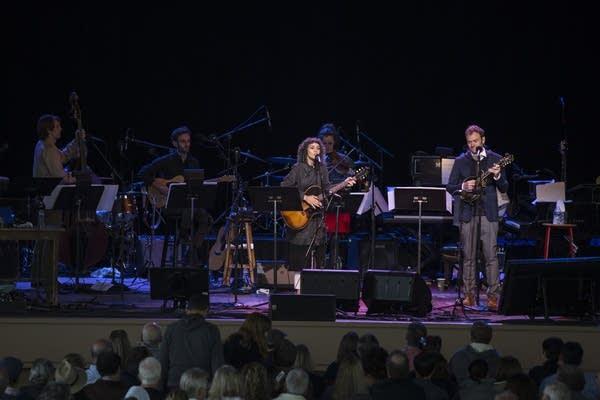 Chris Thile, Gaby Moreno and the Band.