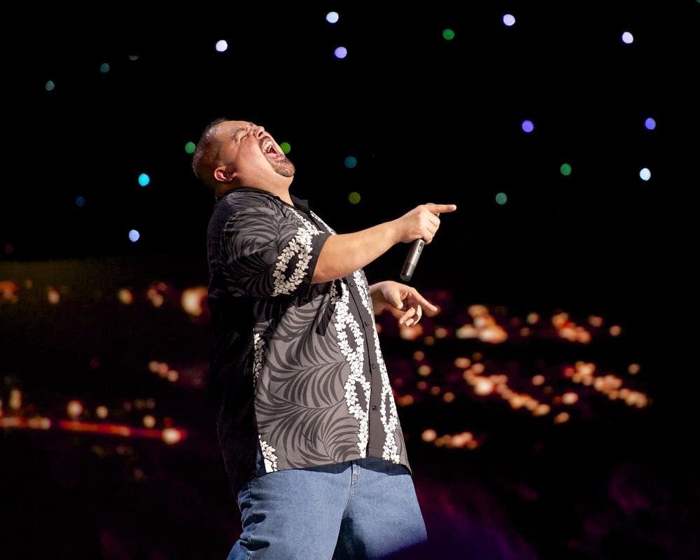 Gabriel Iglesias in 'The Fluffy Movie'