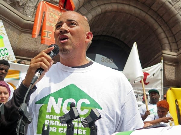 Anthony Newby, exec. director of NOC