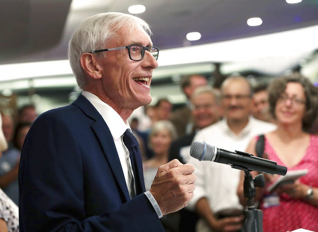 Tony Evers, Wisconsin Democratic candidate for governor