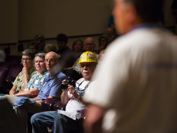 Twin Metals public listening session