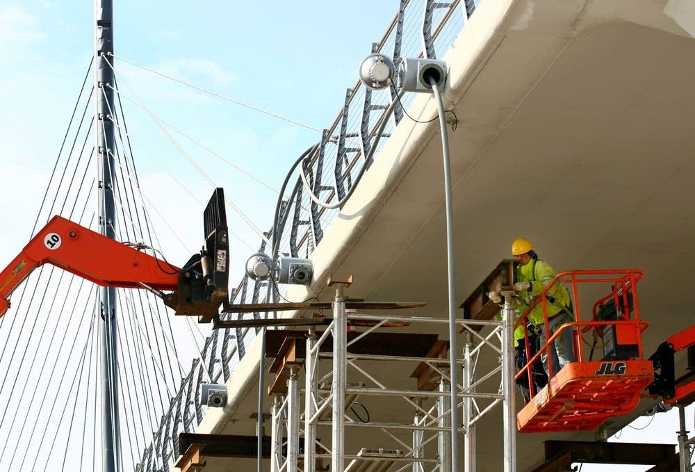 Sabo bridge repair
