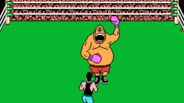 King Hippo in Mike Tyson's Punchout