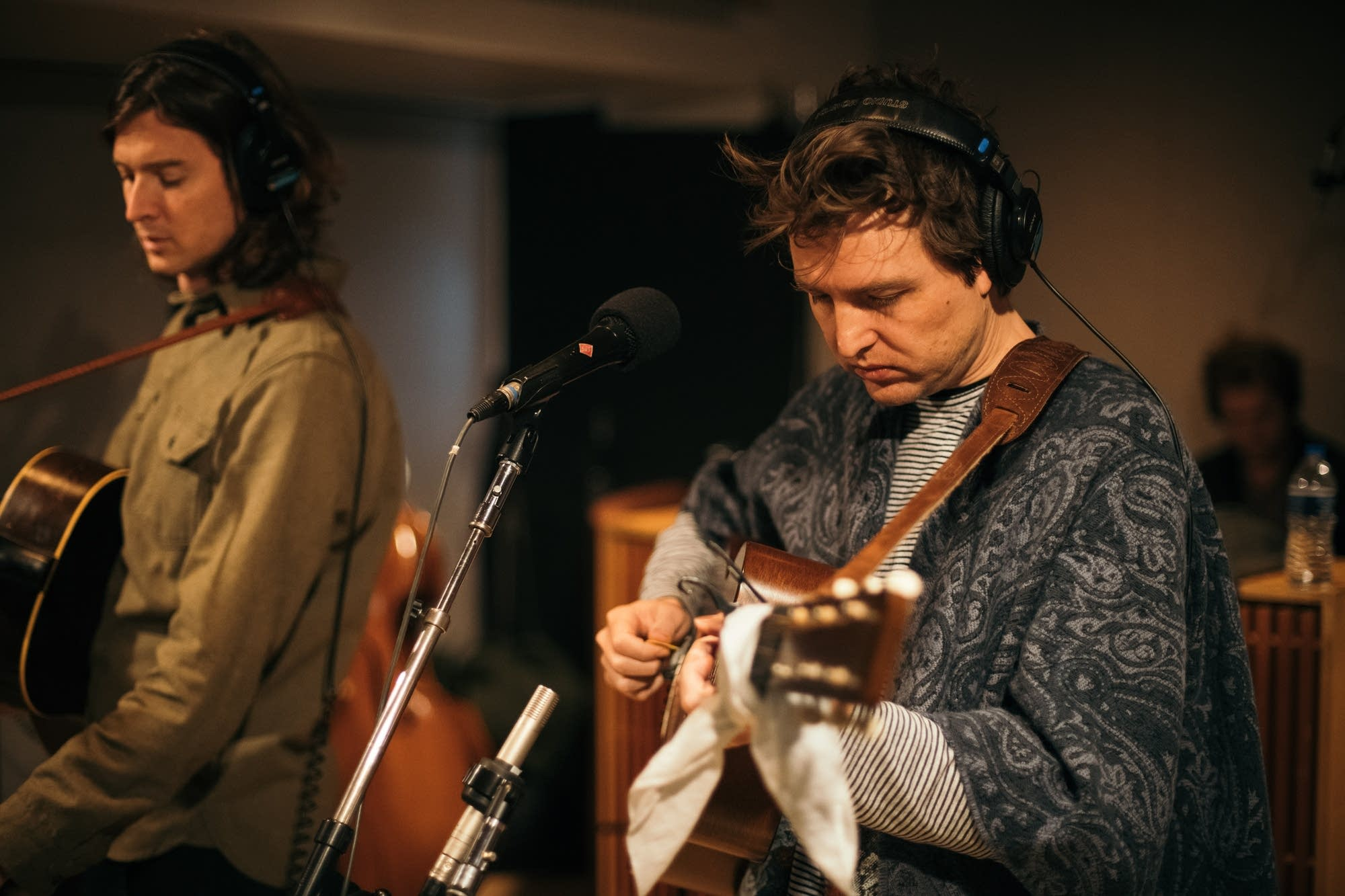 The Milk Carton Kids perform at Radio Heartland