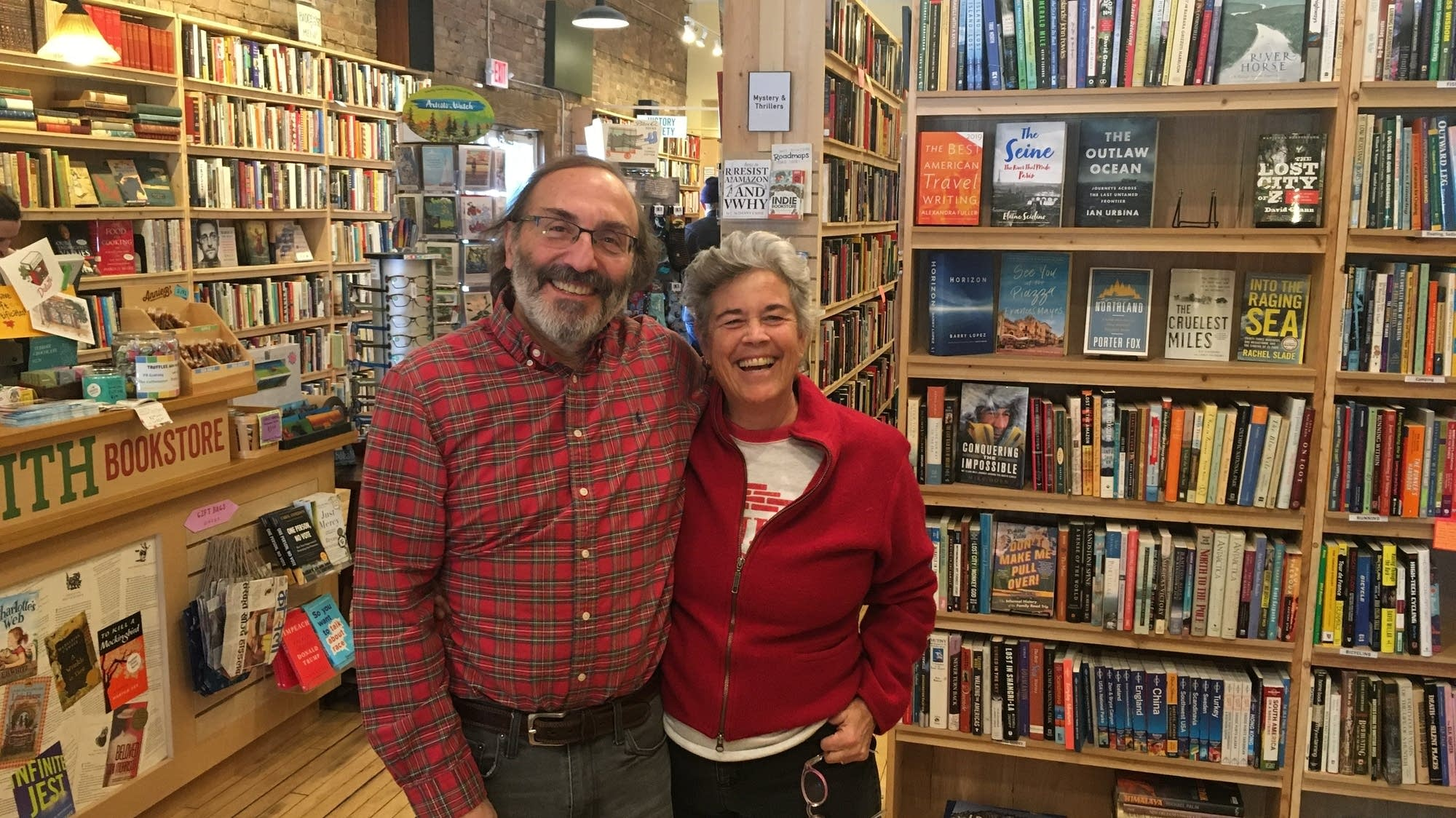 Indie booksellers create community to survive the age of Amazon