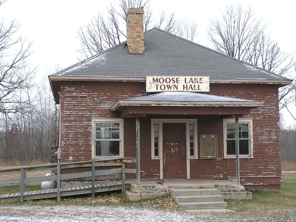 Moose Lake Township Hall