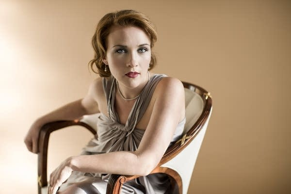 Listen to mezzo-soprano Sasha Cooke's recital in Duluth as part of Matinee Musicale