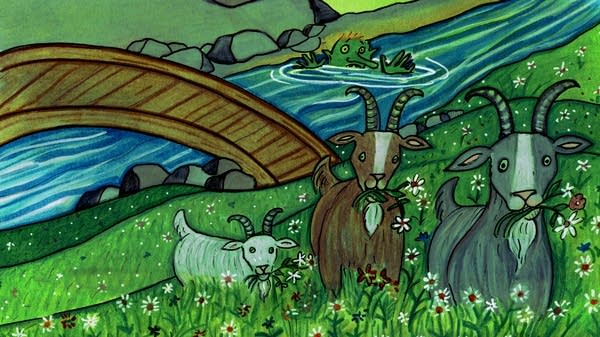 YourClassical Storytime - 'The Three Billy Goats Gruff'