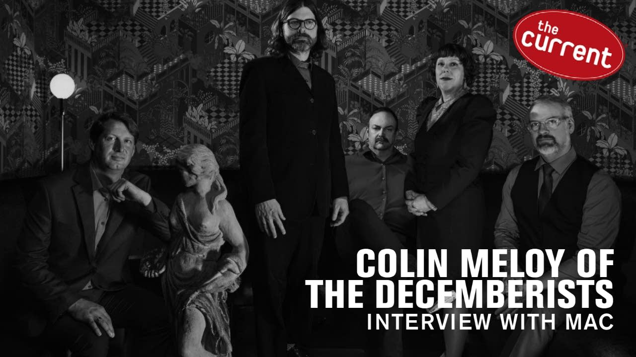 Interview with Colin Meloy of The Decemberists