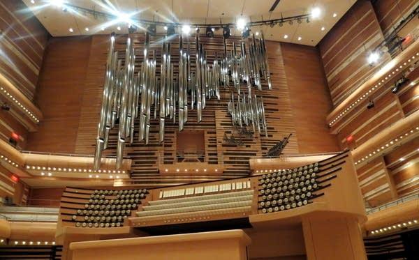 2014 Casavant at Maison Symphonique, Montreal, Quebec, Canada