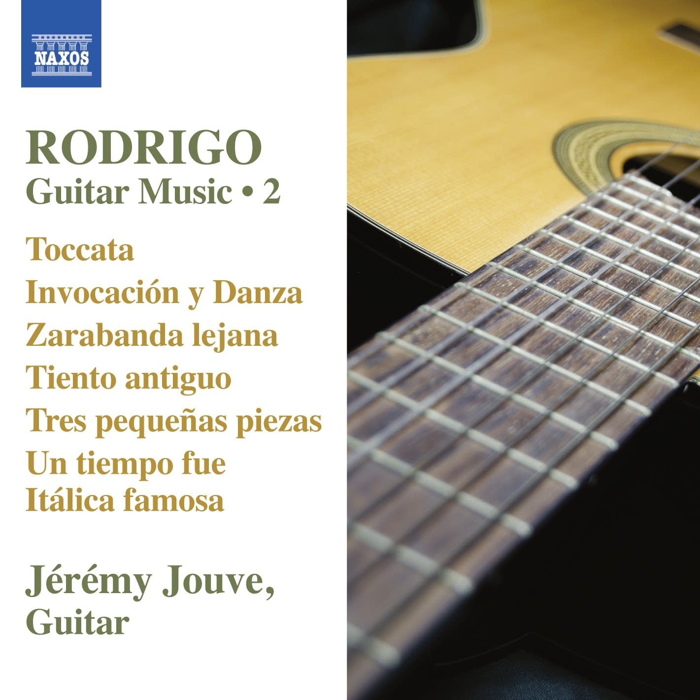 Joaquin Rodrigo - Un Tiempo fue Italica Famosa