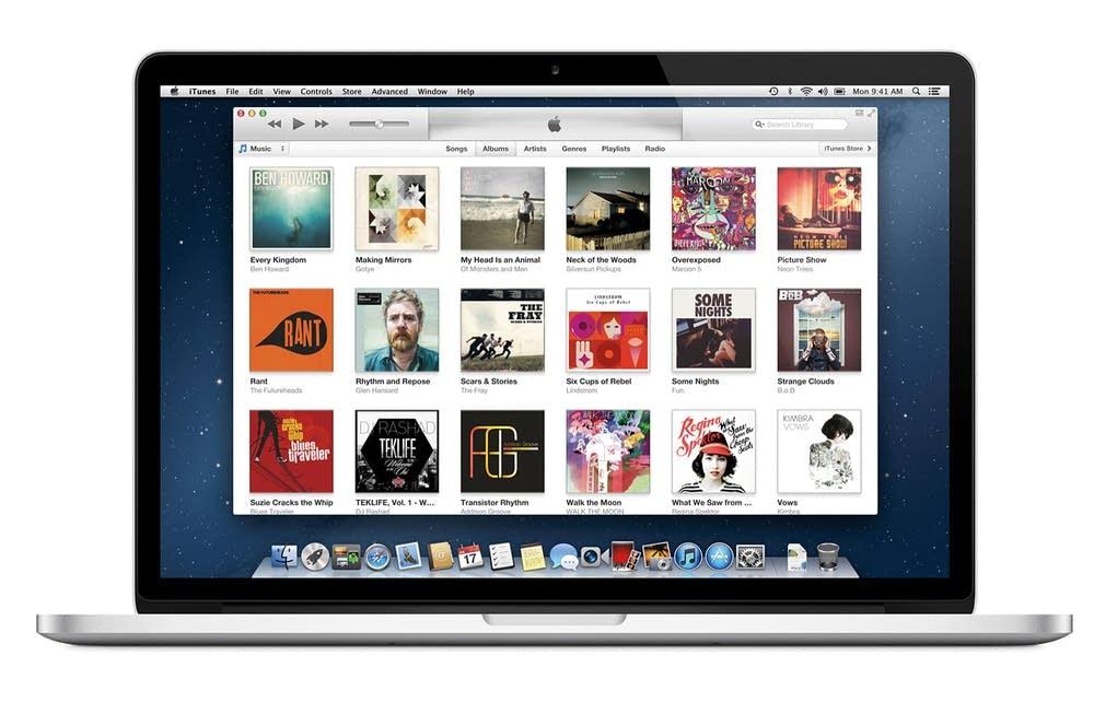 iTunes turns 10