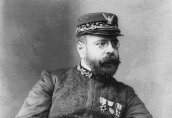 John Philip Sousa in 1900