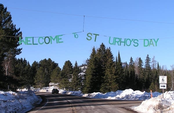 St. Urho's Day welcome