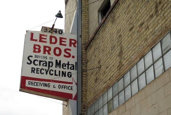 Leder Bros. Scrap Metal Recycling