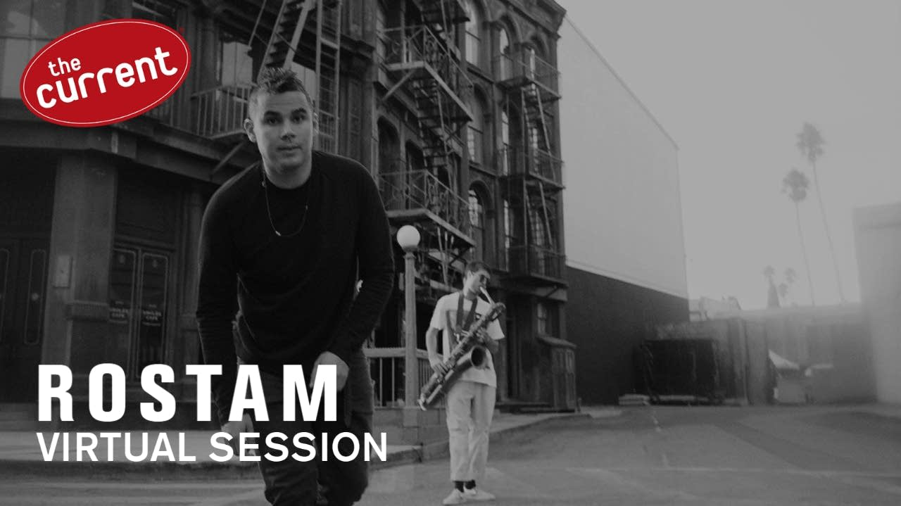 Rostam - Virtual Session