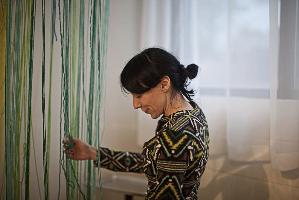 MPLSArt curator Emma Berg