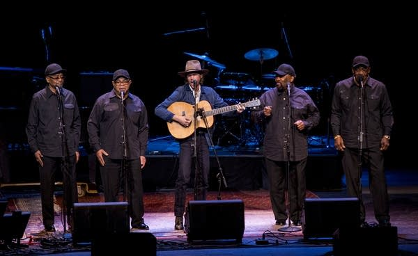 Willie Watson and the Fairfield Four
