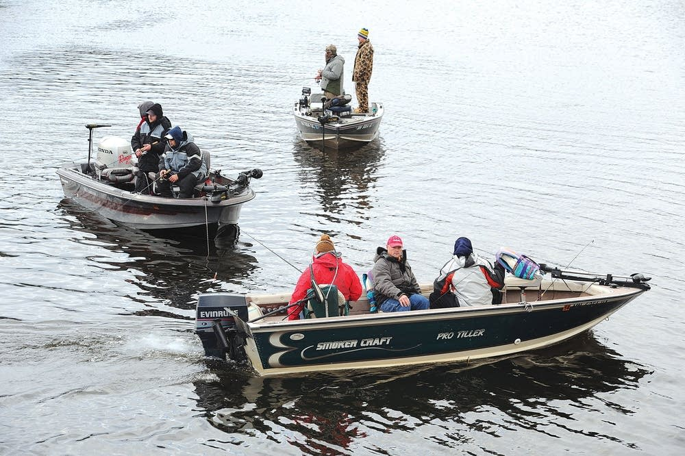 Cold wind not expected to deter minnesota anglers from for When is fishing opener in minnesota