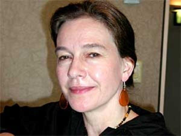 Author Louise Erdrich