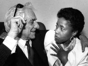 Leonard Bernstein, Tania Leon