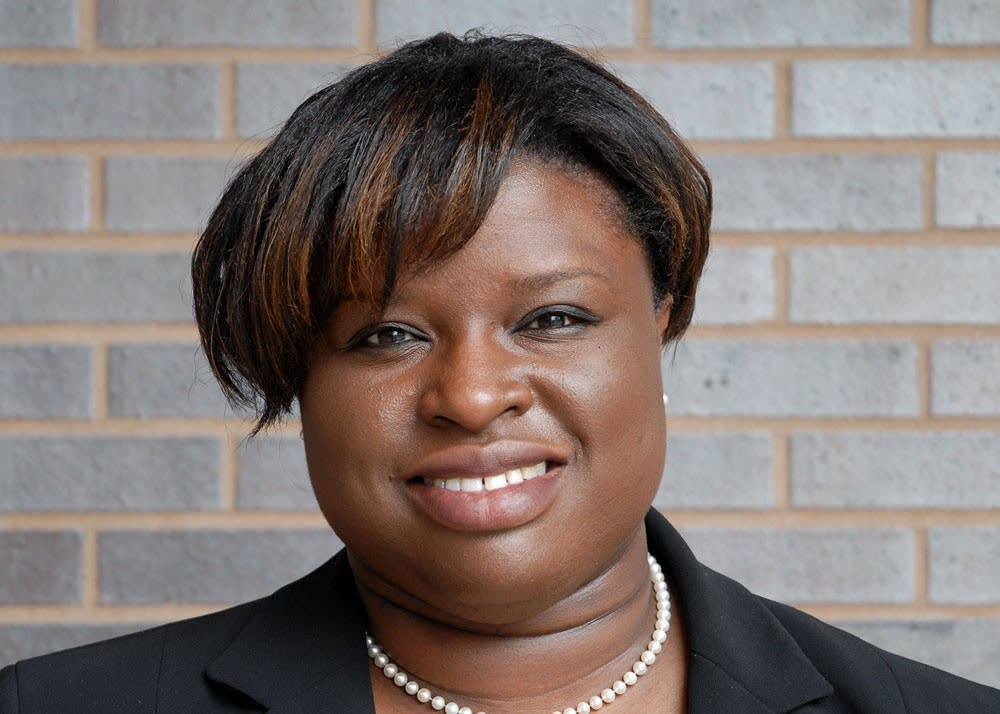 Law school professer Nekima Levy-Pounds