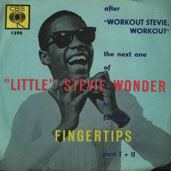 Little Stevie Wonder, 'Fingertips' parts 1 and 2