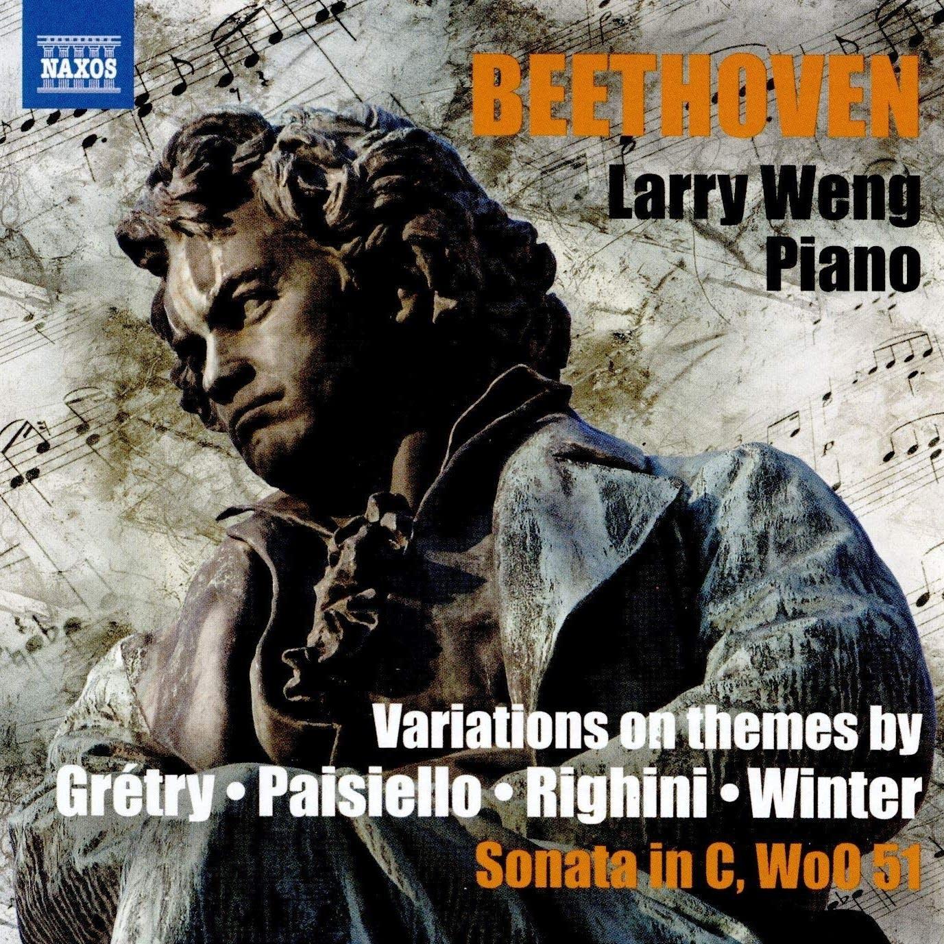 Ludwig van Beethoven - 8 Variations in C Major