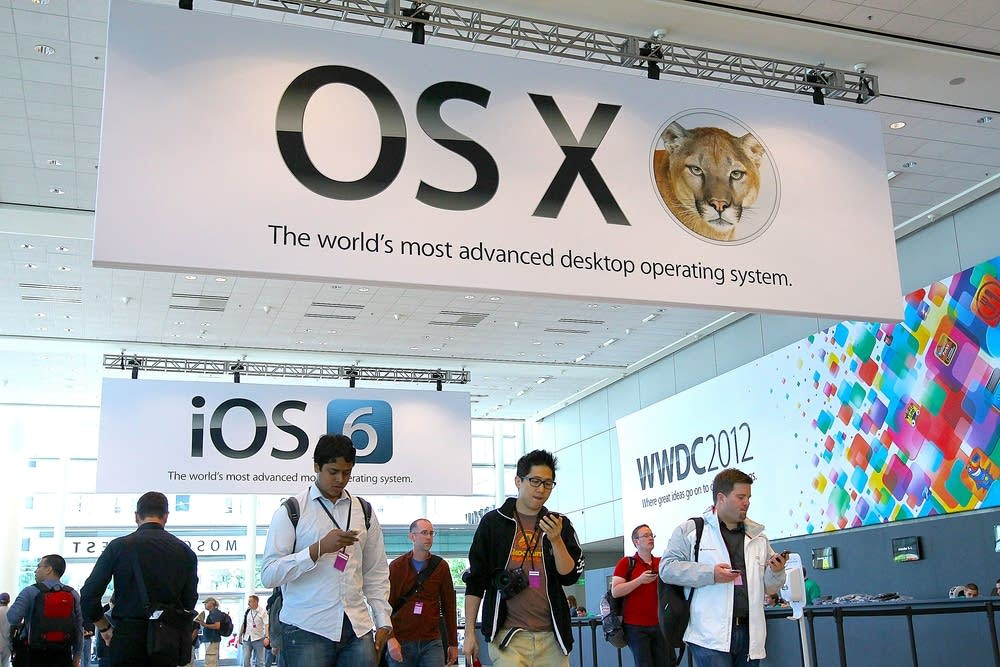 Apple OSX Mountain Lion