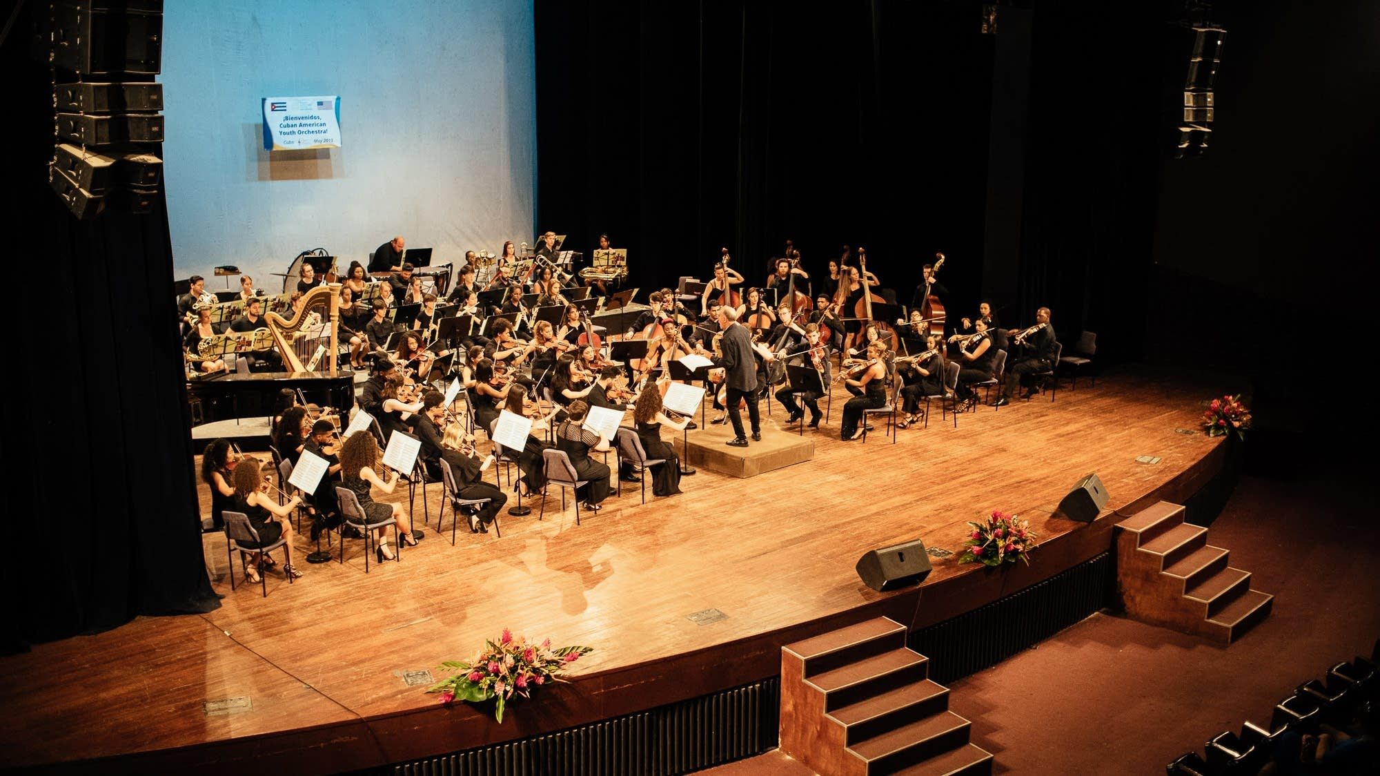 CAYO performing its final concert