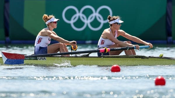 Rowing - Olympics: Day 2