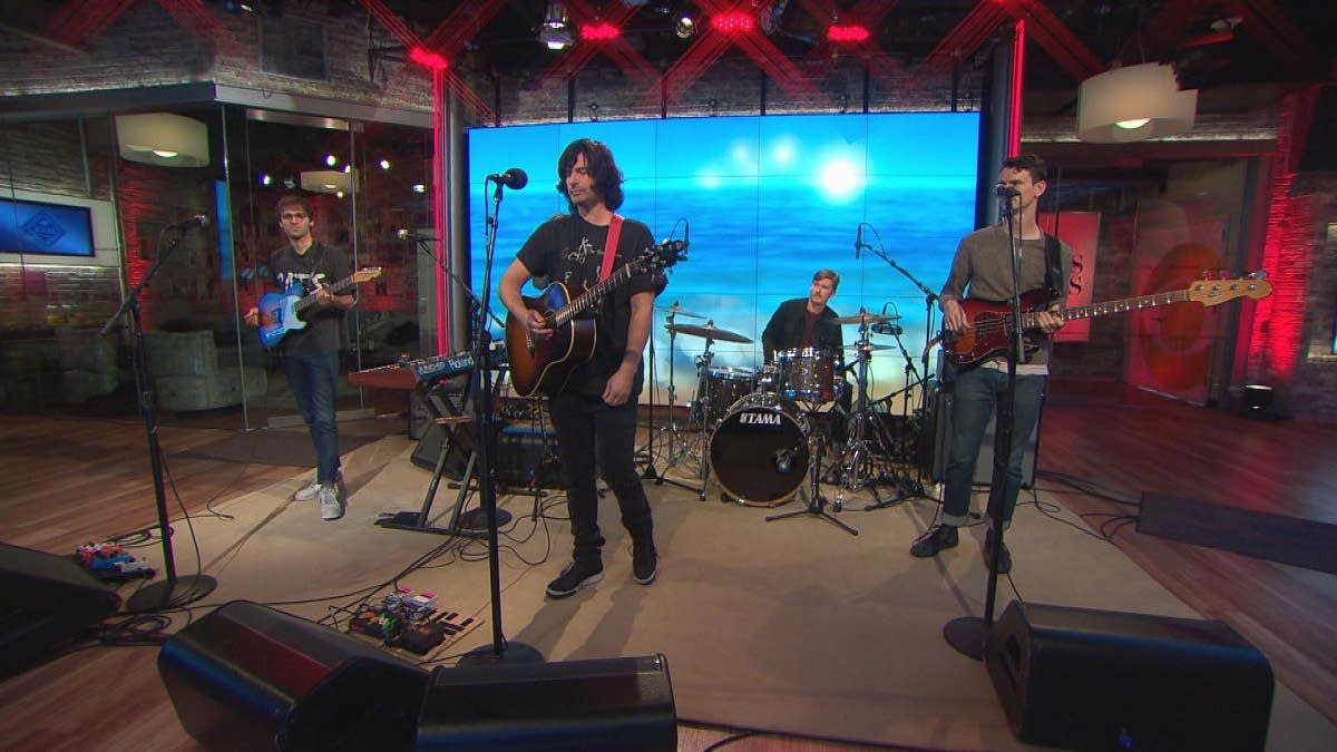 Pete Yorn on 'CBS This Morning' Saturday Sessions