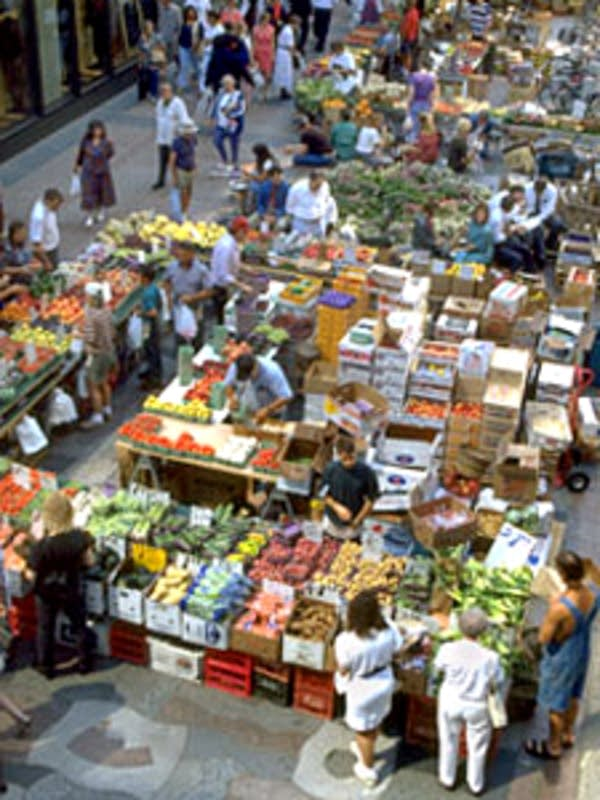Minneapolis farmer's market