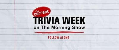 Trivia Week