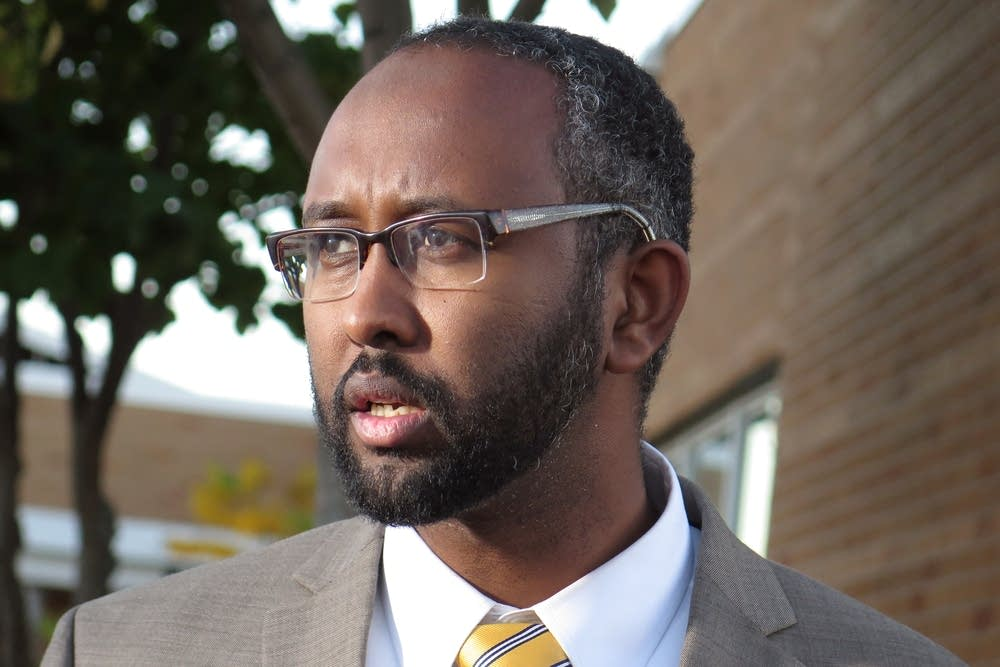 When Muslim Controversies Boil Jaylani Hussein Gets The