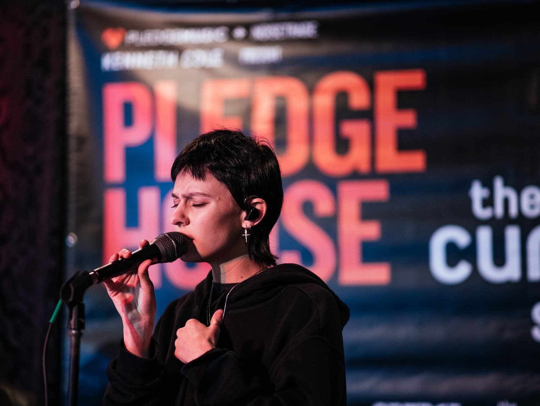 PledgeHouse SXSW Morgan Saint Son Little