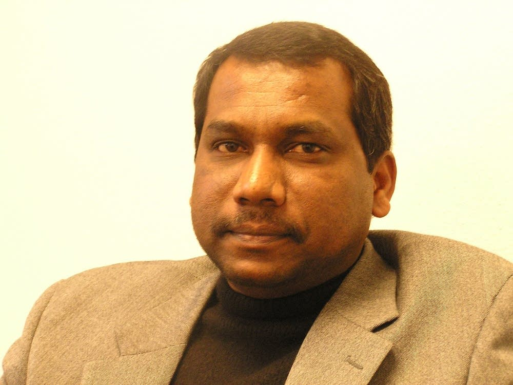 Sam Rangaswamy