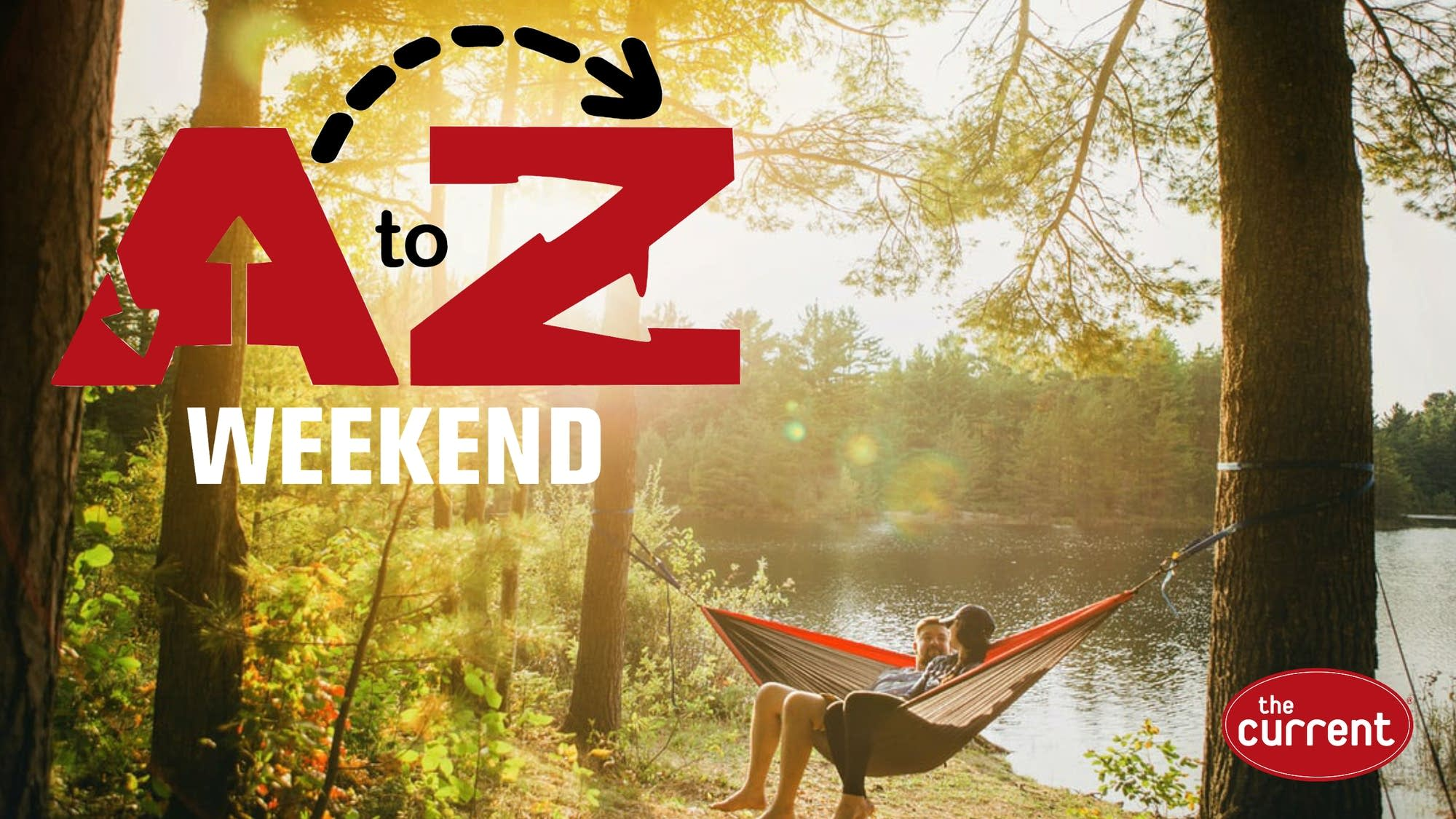 A to Z Weekend on The Current - wide