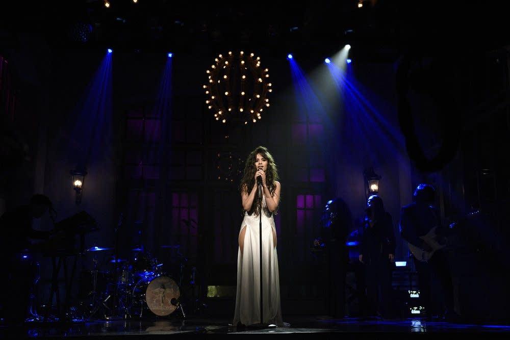 Camila Cabello on Saturday Night Live