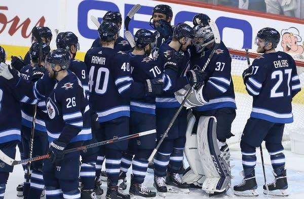 Minnesota Wild v Winnipeg Jets - Game One