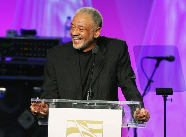 Bill Withers photo from Getty Images