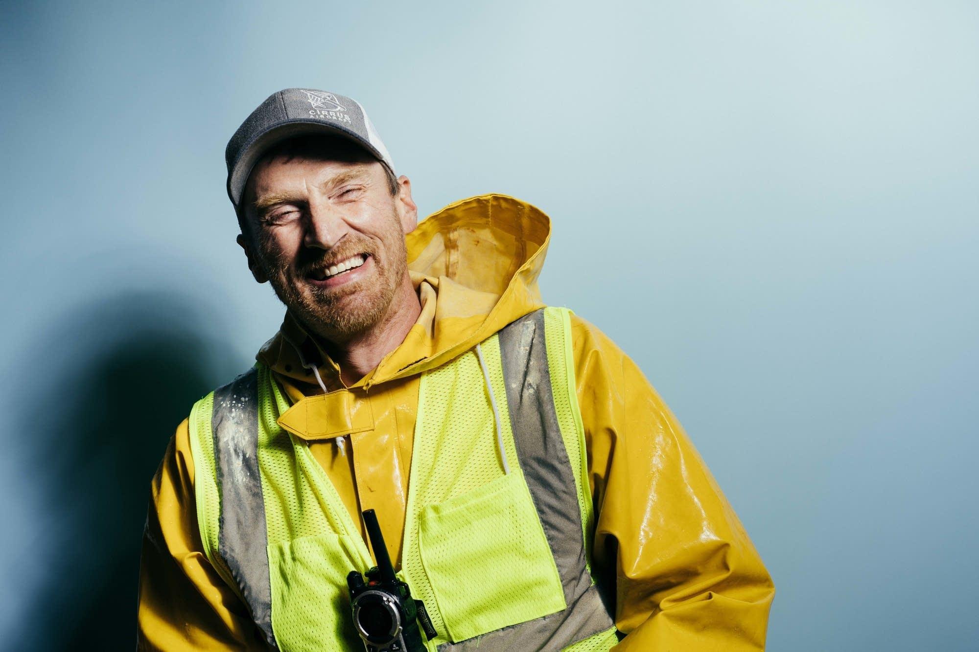 Lee Abramowski, of the Fond du Lac Band of Lake Superior Chippewa