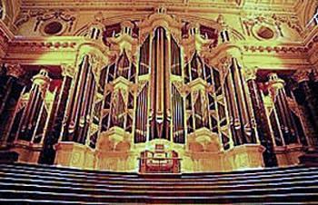 1890 Hill organ at Town Hall, Sydney, Australia