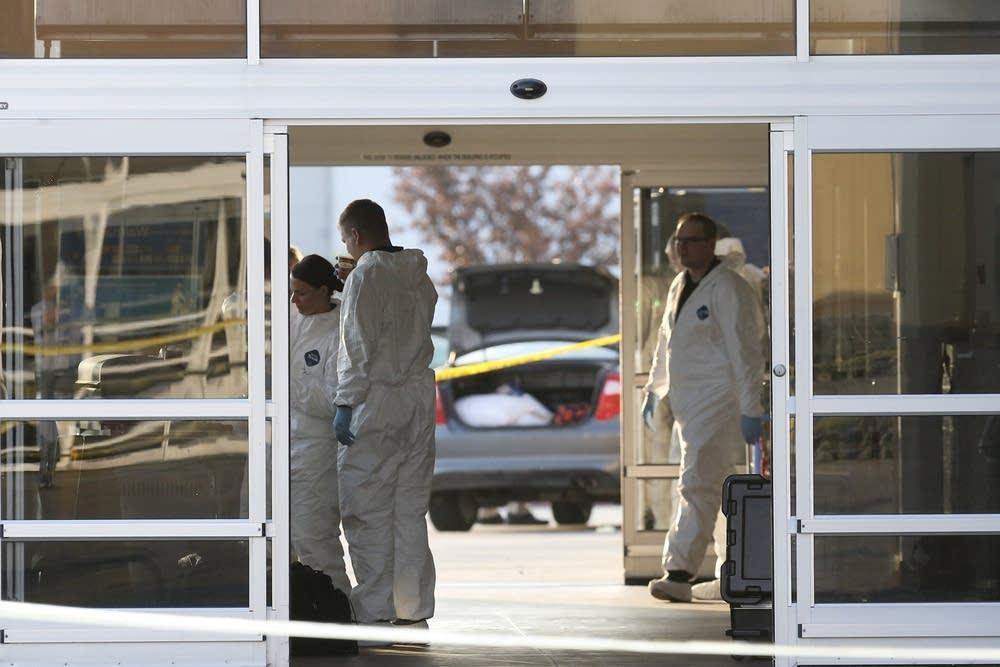 preliminary autopsy shows gunman in nd walmart shooting was minnesota radio news