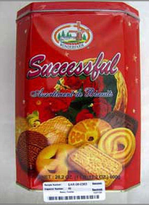 Wonderfarm Brand biscuits