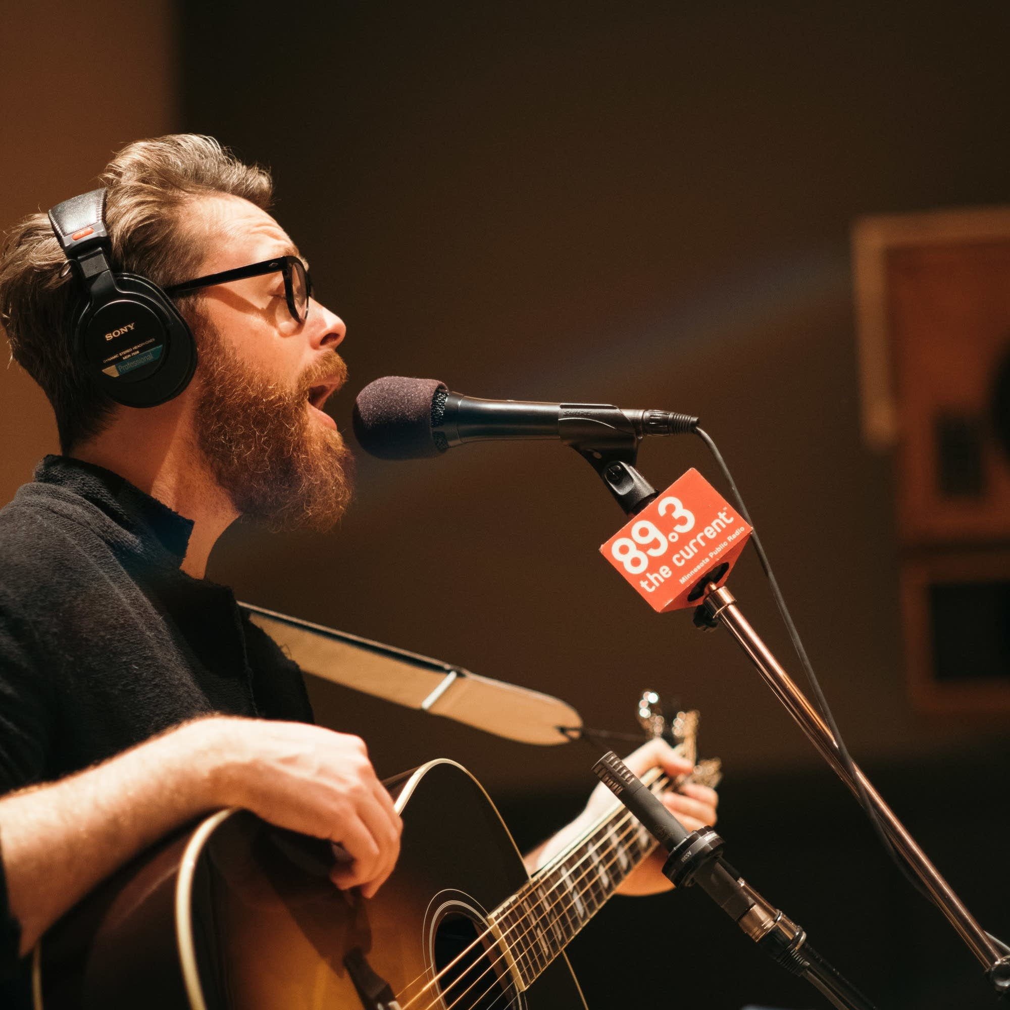 jeremy messersmith visits The Current
