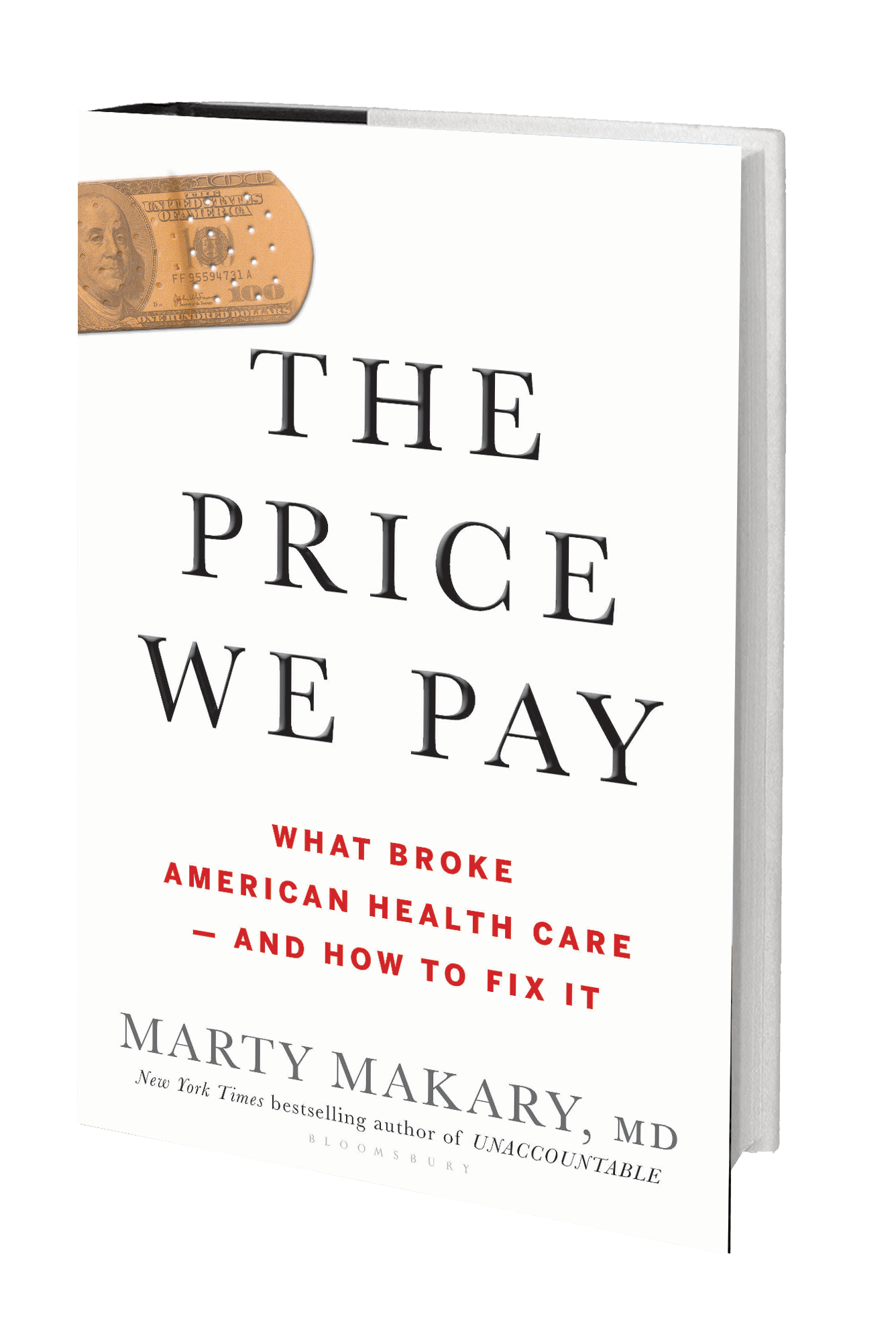 """Dr. Marty Makary's new book, """"The Price We Pay"""""""