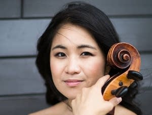 Cellist Julia Yang