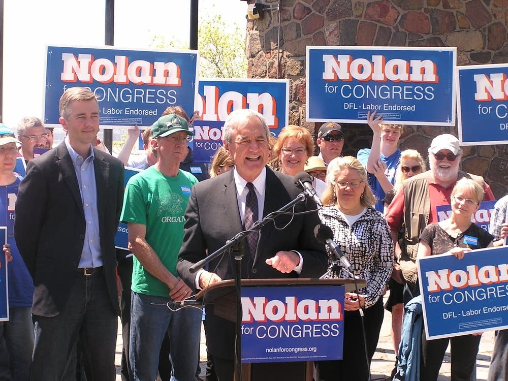 DFL Rep. Rick Nolan