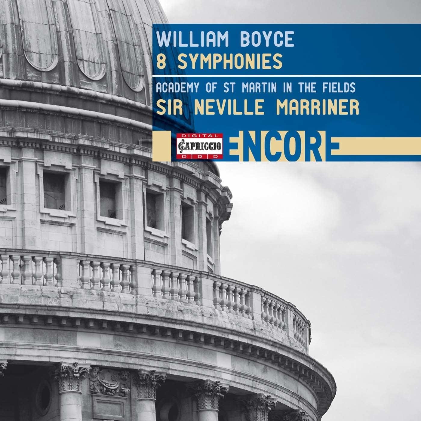 William Boyce - Symphony No. 5